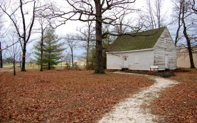 Help us preserve the 1802 Tuckahoe Neck Quaker Meetinghouse