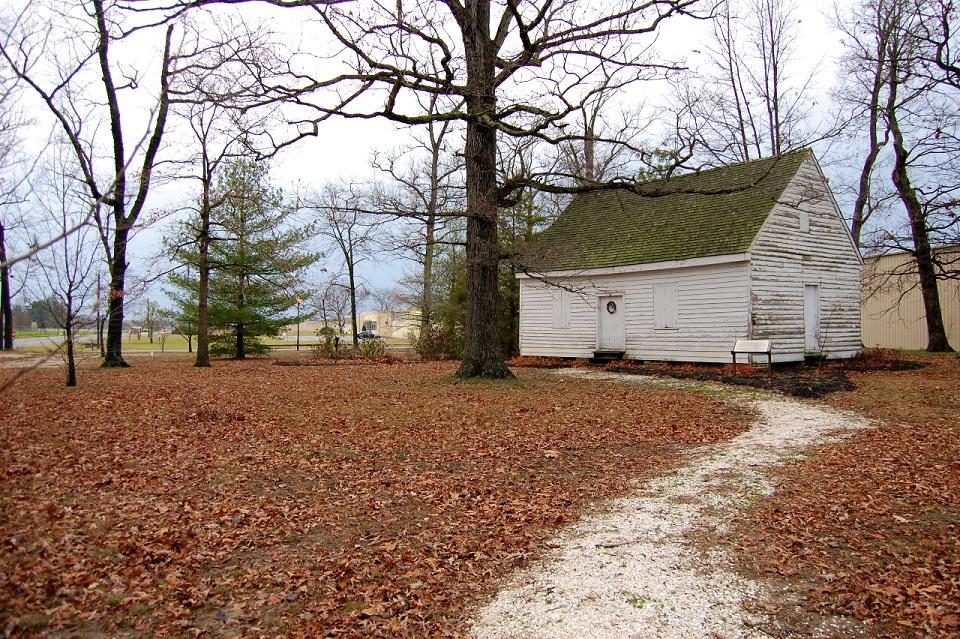 Help us preserve the 1802 Tuckahoe Neck Quaker Meetinghouse