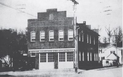 1927 Firehouse Being Exposed and Repurposed